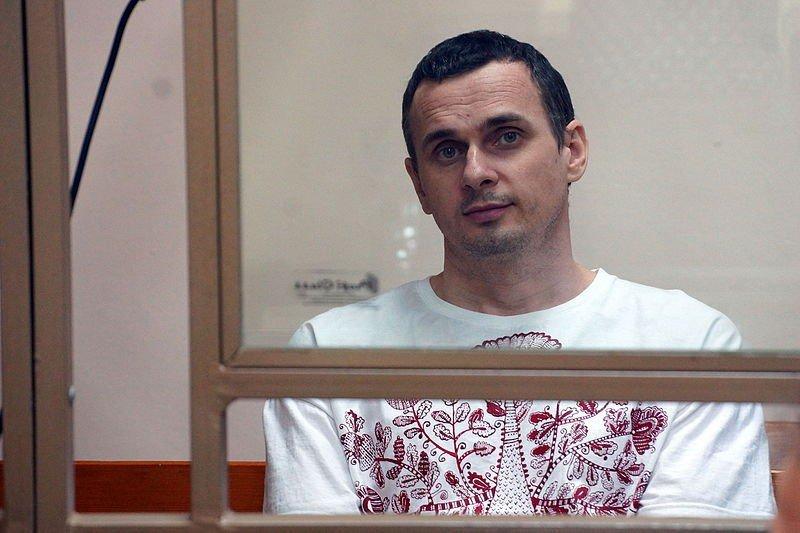 Олег СЕНЦОВ, украинский политзаключённый в России