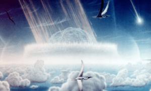 Вивчення давніх риб в Чікулубу припускає удар астероїду, що нагрів планету на 100 000 років