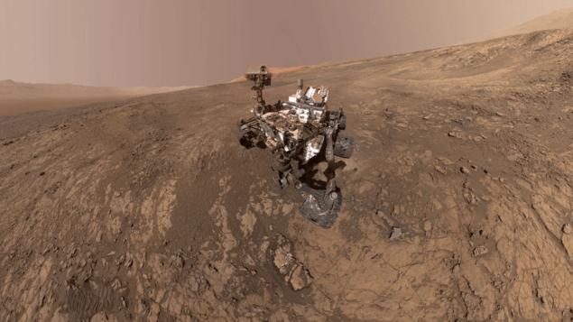 Що Curiosity знайшов на Марсі? Дізнаємося у четвер