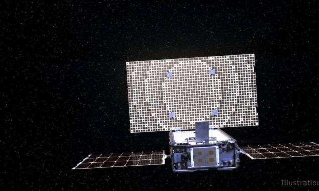 CubeSats (NASA) прямує до Марсу