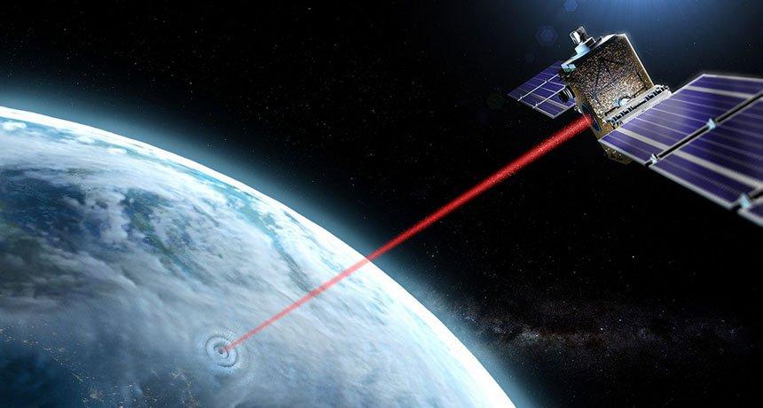 Лазер, що пробиває хмари може допомогти вченим створити квантовий інтернет