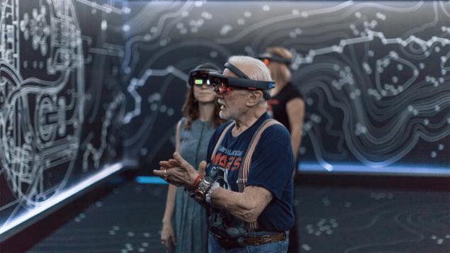Софт віртуальної реальності Марсу виграє премію НАСА