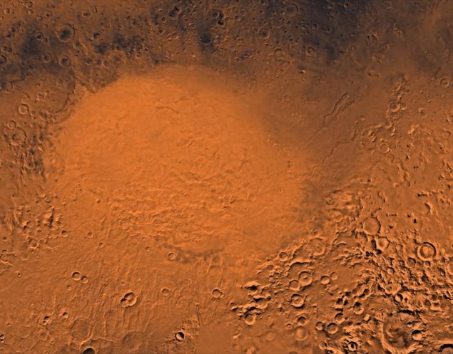 Озера виникли колись на Марсі тільки для того щоб зникнути