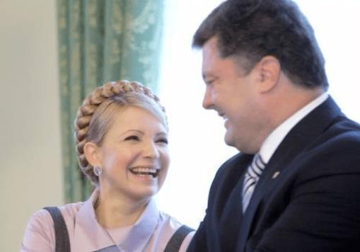 Порошенко опять сократил разрыв с Тимошенко