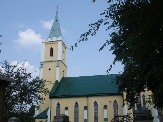 Городище. Михайлівська церква