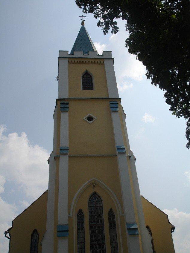 Городище. Дзвіниця Михайлівської церкви