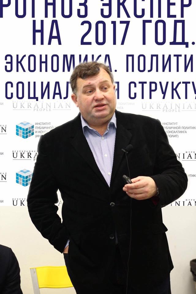 Андрей Мишин: Мураев — неудачный проект мировой закулисы