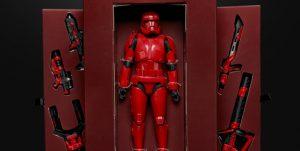 """Штурмовик Сітхів із """"Зоряних воєн"""" дебютує на SDCC, напередодні """"Сходу Скайуокера"""""""