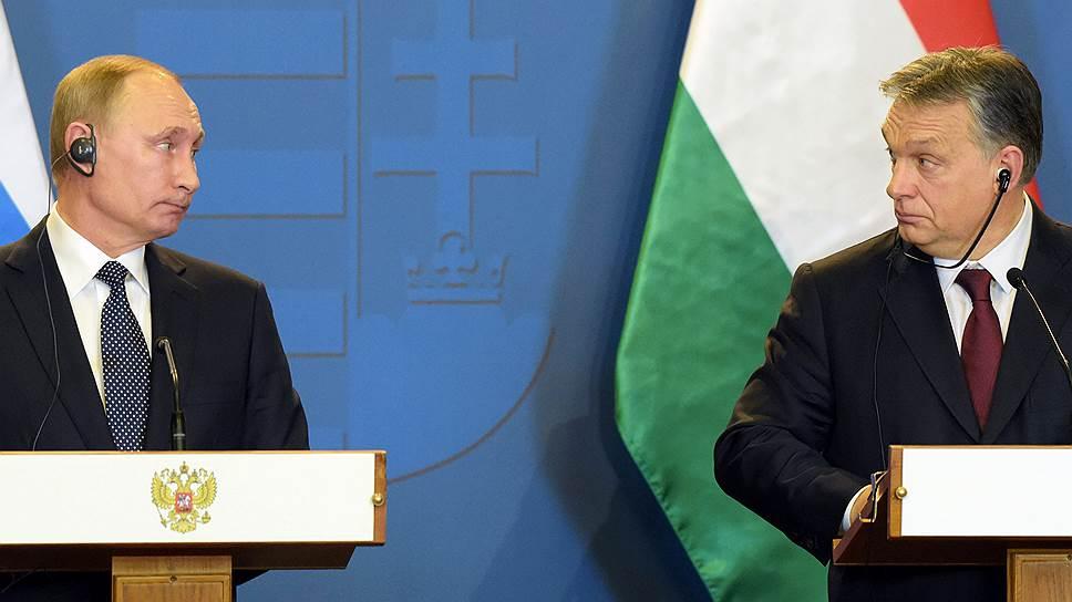 "Гуляш ""Диктатор"" или Путин на кухне Виктора Орбана"