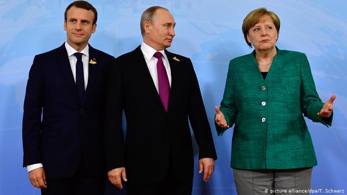Берлинское убийство как вызов европейскому терпению