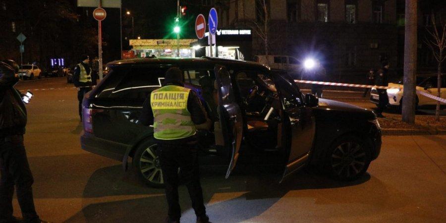 В Киеве произошло покушение на депутата