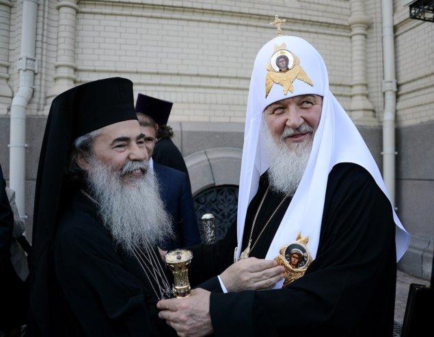 Лідер Єрусалимської Церкви відвідав Мордор: що далі?