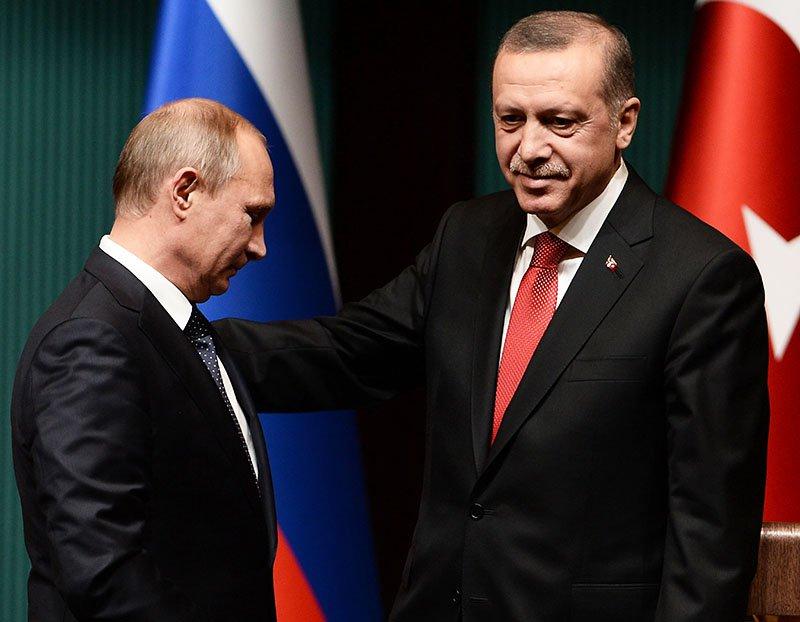 Путин готовится к наступлению Эрдогана в Ливии