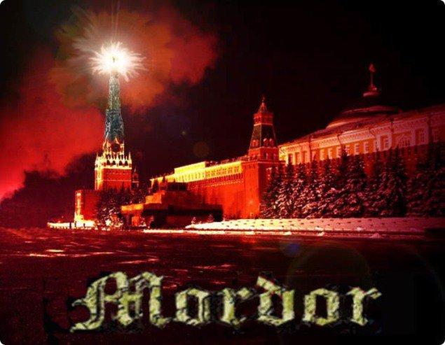 Як Росія стала Мордором. До дня народження великого казкаря Джона Толкієна