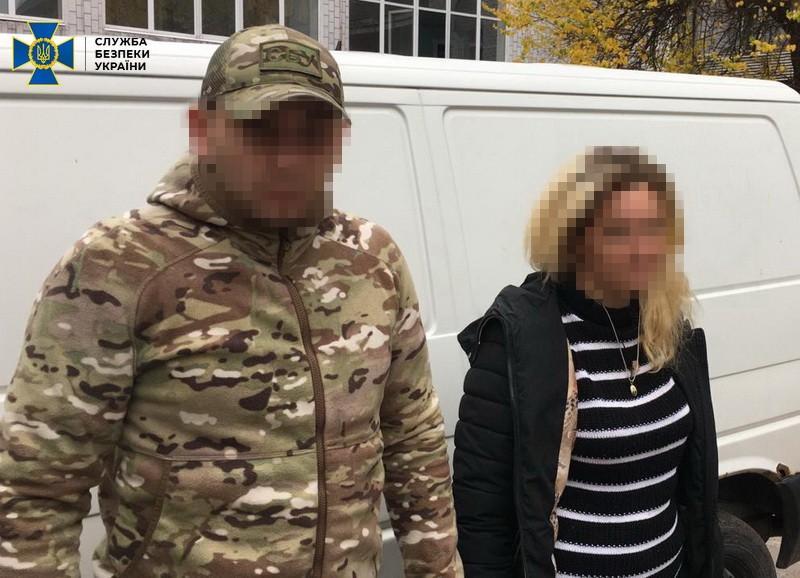 СБУ раскрыла информаторскую сеть боевиков ДНР