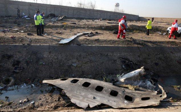Публикуем списки погибших в катастрофе МАУ над Тегераном