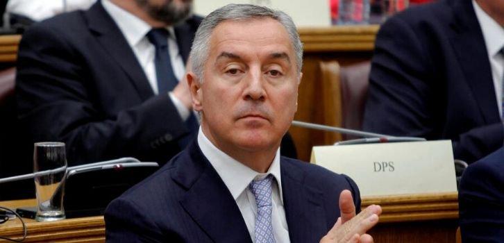 Президент Чорногорії звинуватив Сербську православну церкву у просуванні ідеї Великої Сербії