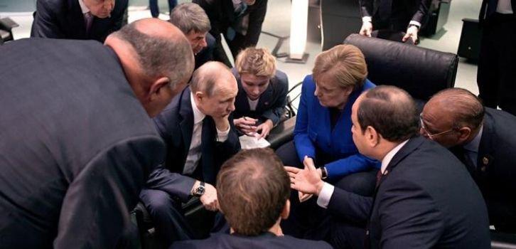 Берлинские посиделки vs ливийский Realpolitik