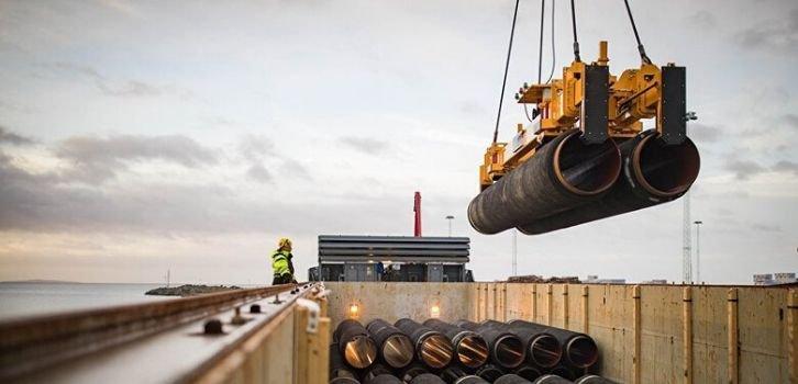 Северный поток-2 отложен на два года