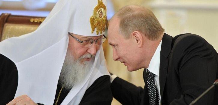 Конвульсії РПЦУ не допоможуть миру – Грабовський