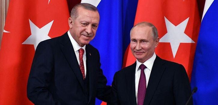 Эрдоган держит Путина за горло