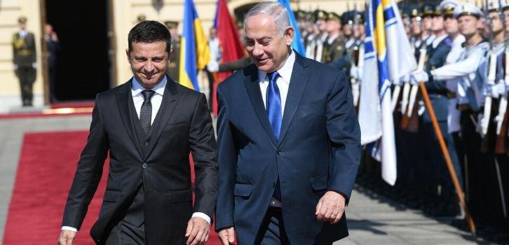 Мнение: Визит Зеленского в Израиль прошел не по плану третьей стороны