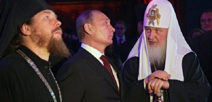 Кирилл лишится своего поста из-за конфронтации с Тихоном