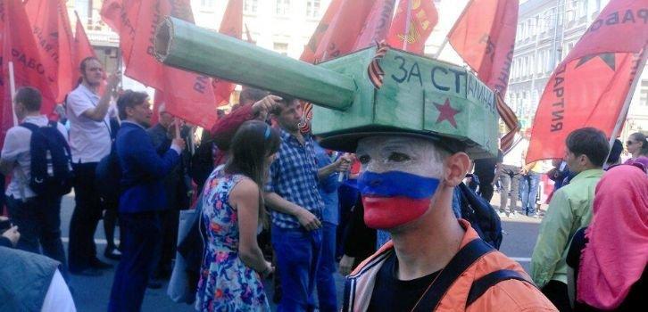 Россиянам надоел милитаризм Дня Победы