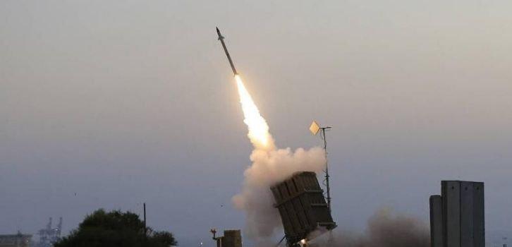 Израиль заявил о ракетах, выпущенных из сектора Газа