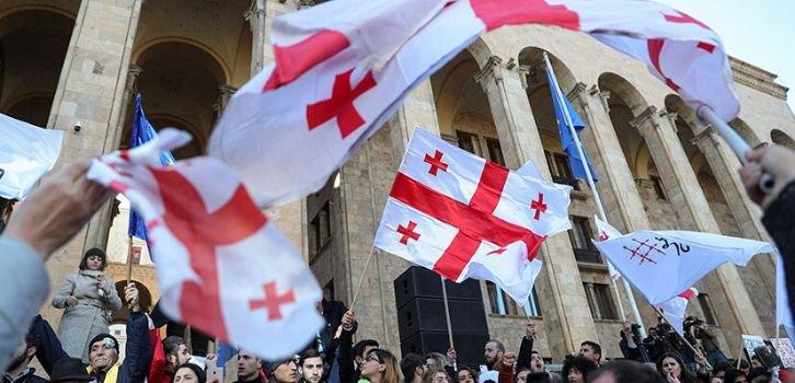 В Грузии пройдут акции протеста в случае визита делегации РФ