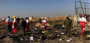 Здравые версии катастрофы МАУ над Тегераном