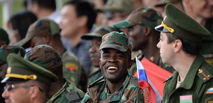 Россия расширяет присутствие на Африканском континенте