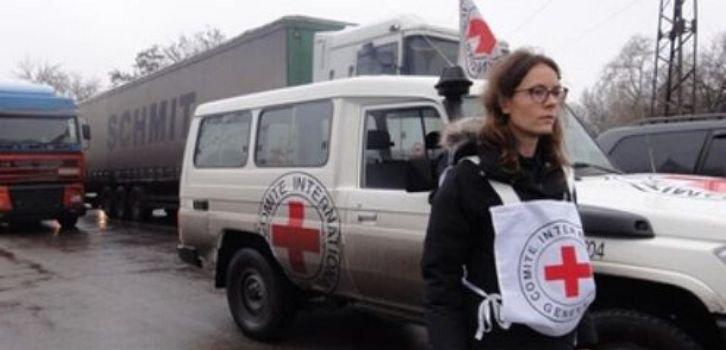 Червоний Хрест не пускають до ув'язнених в ОРДЛО