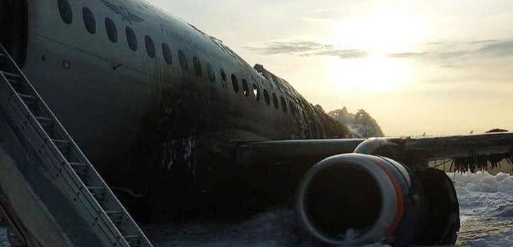 СК РФобвинил в крушении SSJ-100 в Шереметьево командира экипажа