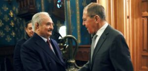 Ливия становится очередным поражением Путина