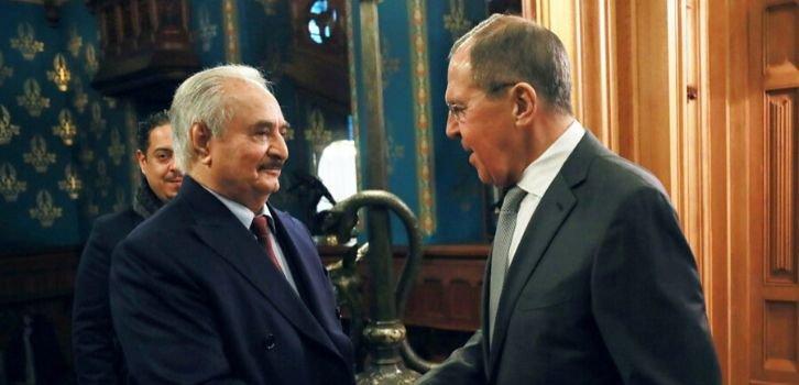 Хафтар не оправдал доверия Кремля