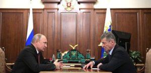 Суркова из Кремля выгнал Козак