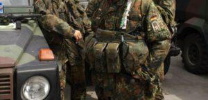 В правому екстремізмі підозрюються понад півтисячі службовців бундесверу