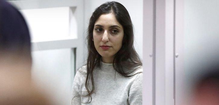 Зачем Путин помиловал гражданку Израиля Нааму Иссахар