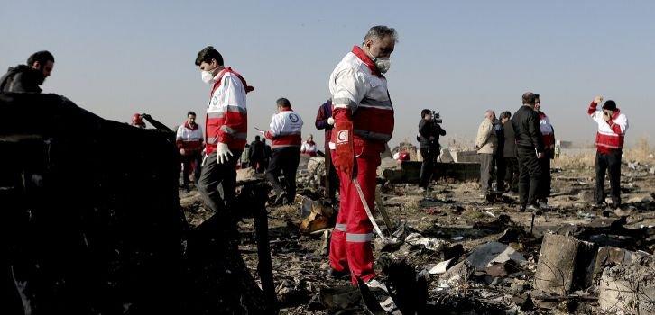 Сергей Климовский: Иран сбил самолет МАУ по просьбе Кремля