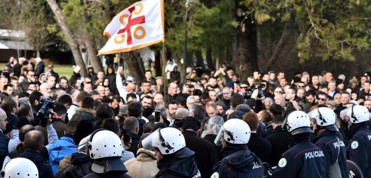 Агентура ГРУ раскачивает религиозные протесты на Балканах