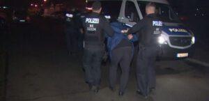 В Германии проходит масштабная контртеррористическая операция