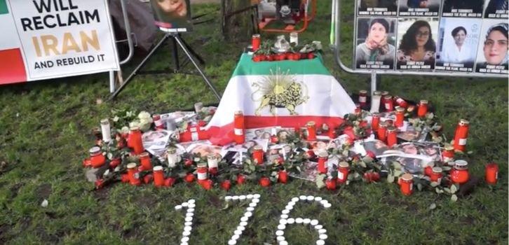У Нідерландах пройшли іранські протести