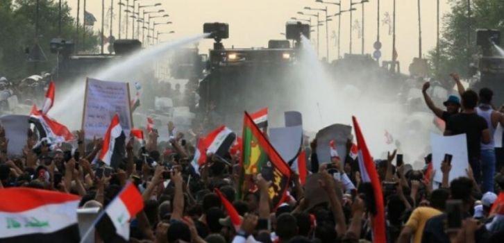В Іраку під час сутичок із поліцією загинули четверо, 44 зазнали поранень