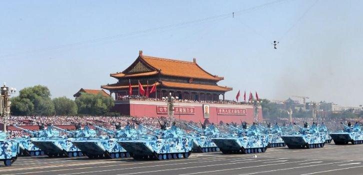 Китай потеснил Россию в рейтинге поставщиков оружия