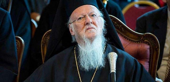Патриарх Варфоломей выступил против всеправославного собора в Иордании