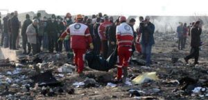 Залётные эксперты, освещающие авиакатастрофу PS752 или на манеже всё те же