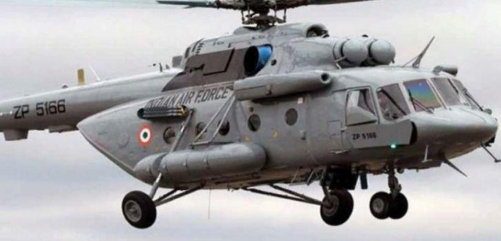 Индия отказывается от части российских вертолётов