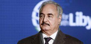 Хафтара позвали на конференцию по Ливии в Берине