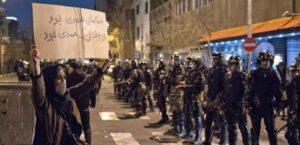Протесты в Иране из-за Boeing и ложь аятоллы Хаменеи